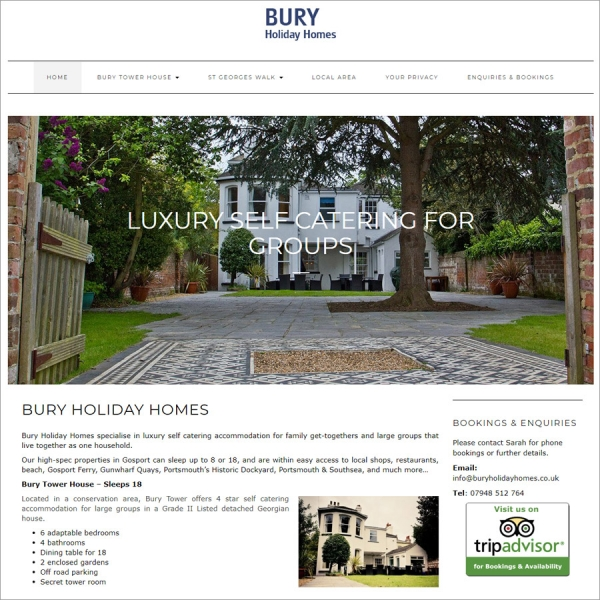 Bury Holiday Homes