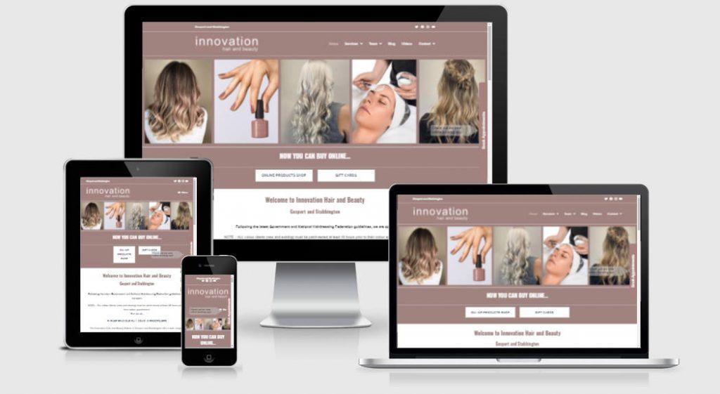 Innovation Hair & Beauty
